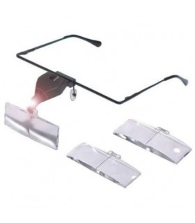Magnifying Glasses with Led and Various Magnifications