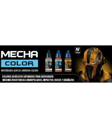 Mecha Color Vallejo 16ml Gun metal