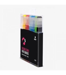 MTN Pack Chalk Marker 5mm 8 Basic colors