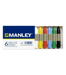 Manley waxes 6u box