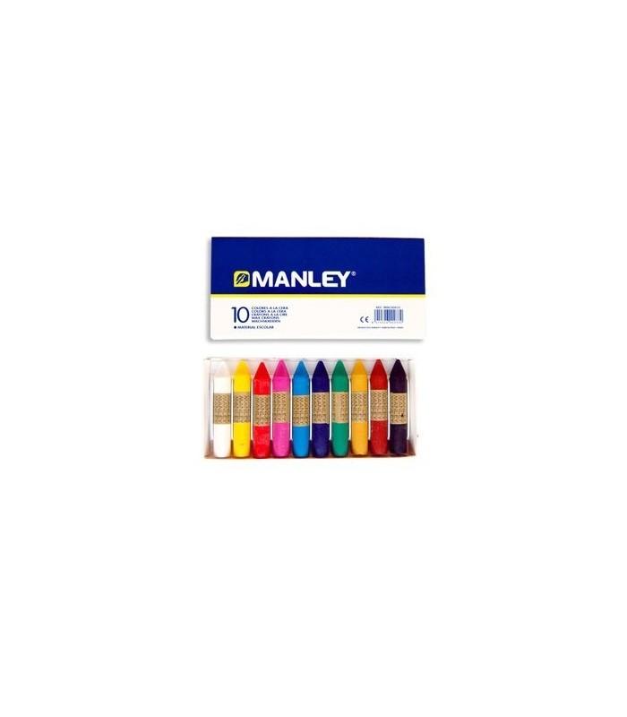 Ceras Manley caja 10u