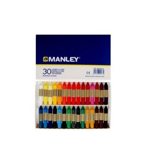 Manley waxes 30u box