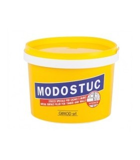 Putty for wood modostuc 500gr white