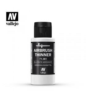 Vallejo Airbrush Diluent 60ml 71361