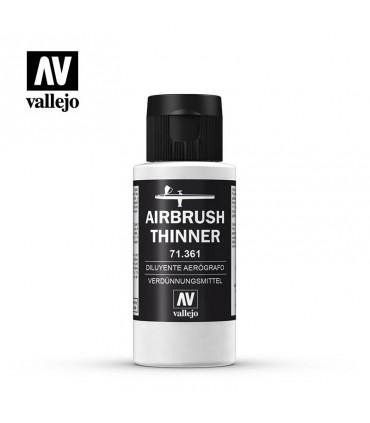 Diluant pour aérographe Vallejo 60ml 71361