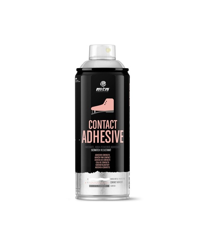 Spray MTN PRO Adhesivo de Contacto 400ml