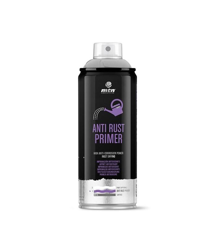 Spray Montana Imprimación Antioxidante Gris 400ml