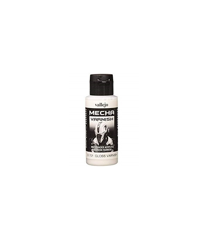 Mattlackdocht 60ml