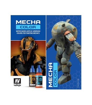 Mecha Satin Varnish 200ml