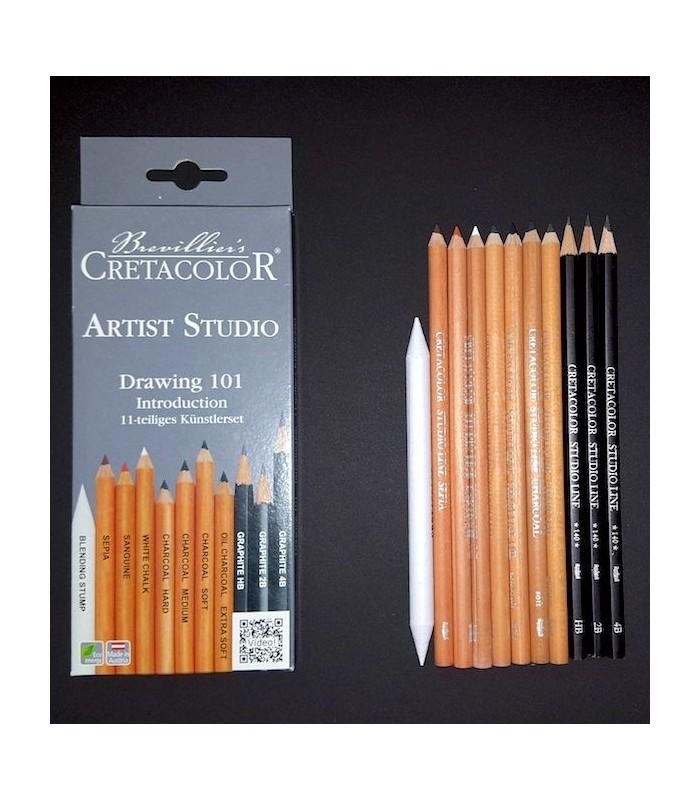 Definir Cretacolor Desenho 101