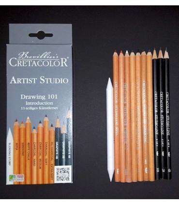 Set Cretacolor Drawing 101