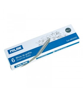Kasten 6 Graphitminen 5,2 mm B