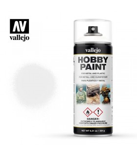 Spray Imprimación blanco 400ml Vallejo Surface primer