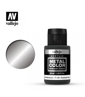 Metal Color 77720 Gris metalizado Vallejo