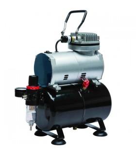 Compressor com caldeira e manômetro D-80 Dismoer