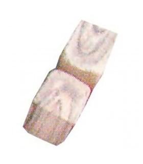 Bordi arrotondati in pietra, 7 x 5 x 19 mm. Sacco da 1 kg