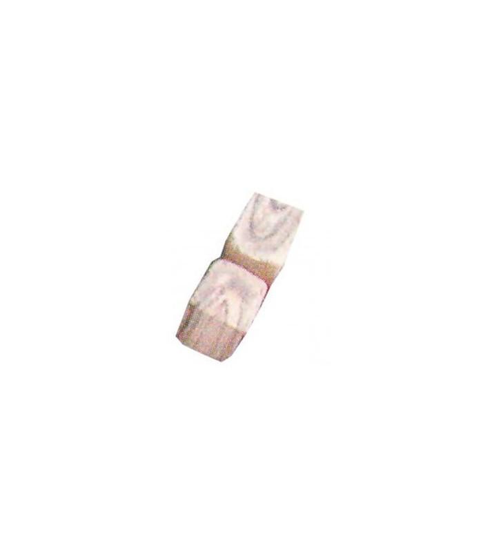 Bordas arredondadas de pedra, 7 x 5 x 19 mm. Saco de 1 kg