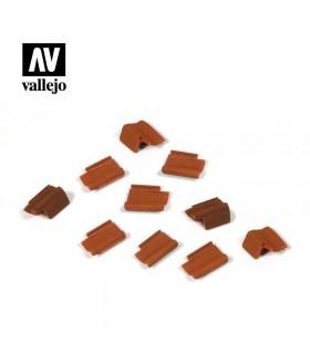 Set di tegole Vallejo Scenics