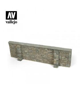 Wand der Ardennen Vallejo Scenics