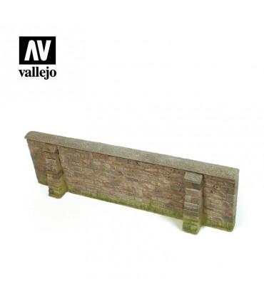 Normandia Vallejo Scenics Wall