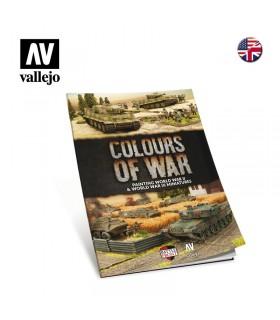 Prenota Colors of War Vallejo