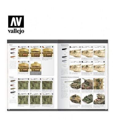 Libro Colours of War Vallejo