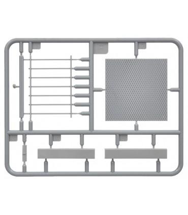 MiniArt Accesorios Metal Stair. Escala: 1/35