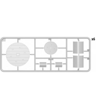 Carretéis de cabo MiniArt Accesorios 1/35 35583