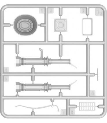 MiniArt accesorios Water Pump Set 1/35
