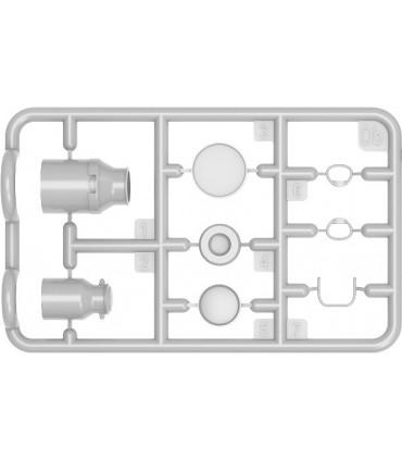 Conjunto de bomba de água MiniArt Accesorios 1/35