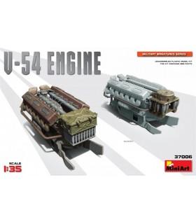 Balança de Motor MiniArt Accessory V-54: 1/35