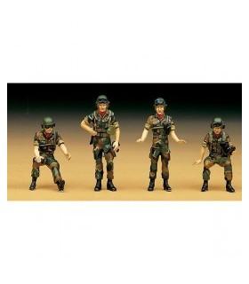 R.O.K. Ensemble de figurines d'équipage de réservoir Academy 1/35
