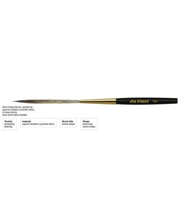 Da Vinci 706 Pinstriping Brush