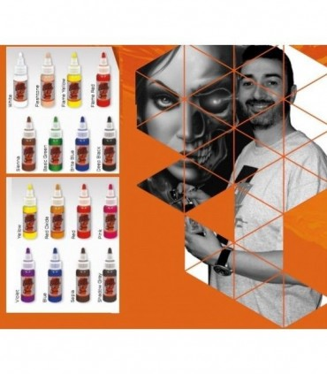 Paints Juanjo Baron of Custom Creative Transparent 60ml