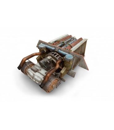 MiniArt Accesorio T-34 EngineV-2-34 + Gear 1/35