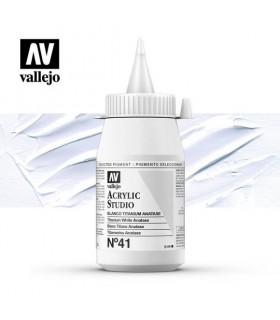 Acrylic Studio Vallejo 500 ml.