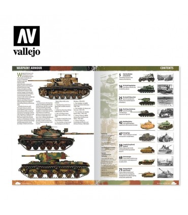Libro Warpaint Armor 1: Armor of the Eastern Front 1941-1945