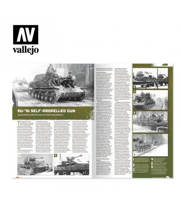 Libro Warpaint Armour 1: Armour of the Eastern Front 1941-1945