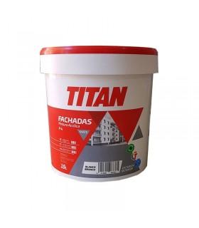 Fassadenlackierung A4-F4 4l. Titan