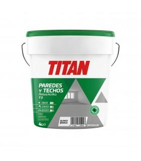 Tinta plástica acrílica TP23 / T3 4L