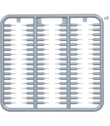 MiniArt Accessories conjunto de correntes para Pk.KpfW III / IV 1:35 35235
