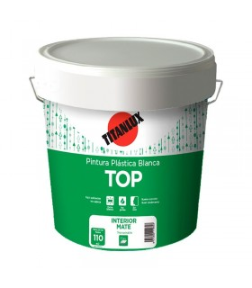 Titan Top 4L Plastic Paint