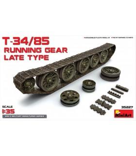 MiniArt Accesorios T-34/85 Tren de rodaje tardío 1/35