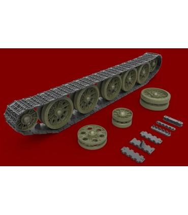 Accessoires MiniArt T-34/85 Train de roulement tardif