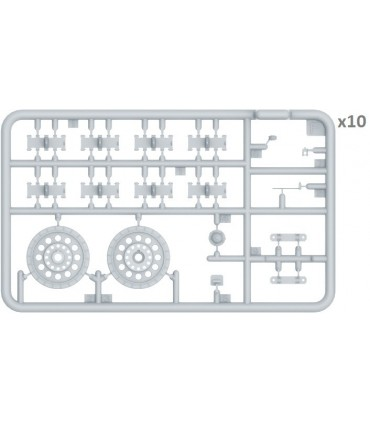 Acessórios MiniArt T-34/85