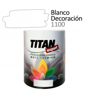 Tinta Titan Export Colors 750ml.