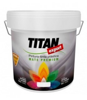 Tinta Titan Export Colors 4L.