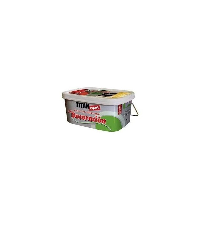 Peinture Titan Export Colors 2,5L.