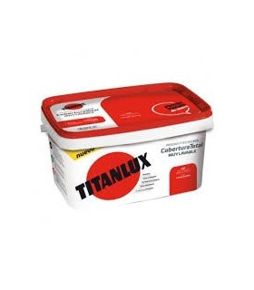 Vernice plastica ecologica Titanlux colori 4L.