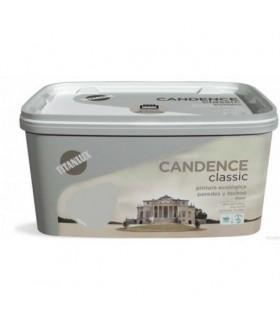 Tinta plástica ecológica Titan Candence 4l